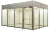 Vertical Flow Hardwall Modular Cleanroom -- Series 591 - Image