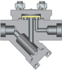 Thermodynamic steam traps -- Type HPTD & VTS Thermodynamic Steam Traps