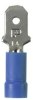 3M - 94825 - TERMINAL, MALE DISCONNECT, 0.187IN, BLUE -- 301830