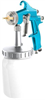M22 A HPA Manual Airspray Spray Gun Suction -Image
