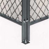 FORDLOGAN Corner Posts for Wire Partitions -- 1173200