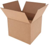BOX CORRUGATED 10X10X10 25 EACH PER BUNDLE BROWN -- THAR17 - Image