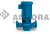 Single Stage Vertical Inline Centrifugal Pump -- Model 382A -- View Larger Image