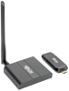 Wireless HDMI Extender with IR / Wireless DisplayPort Transmitter with IR for Boardroom/Conference Room -- B126-1D1-WHD1