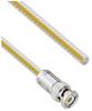Teflon Jacket Cable Assembly TRB 3-Slot Plug to Blunt .236