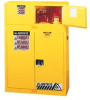 Safety Cabinet,Vertical Storage,55 Gal -- 1YNF3