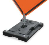 Sign Stand,Traffic,Stackable,41 Lbs -- 1UBN9