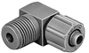 GCK-1/4-PK-6-KU Elbow quick connector -- 6270