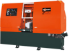 NC Programmable Fully Automatic Horizontal Band Saw -- C3