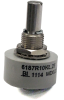 Single Turn Precision Potentiometers -- 6187