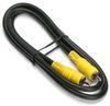 15ft RCA M/M RG59 Cable Black -- 2017-SF-25