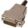 D-Sub, D-Shaped Connectors - Backshells, Hoods -- 09670370323-ND - Image