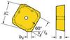 Carbide Mill Insert,360R-19 06M-KH 3040 -- 5ARU7 - Image