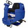Floor Scrubbing Machine -- Clarke Boost 32 Rider - Steering Wheel