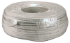 500ft - Premium 3 Coaxial 8 Conductor SVGA Triple Shielded Bulk Plenum -- CV38PLNM