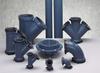 Polypropylene PP Pipe For Corrosive Waste -- Harvel