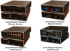 T1/E1 Single or Dual Multiport Repeater -- MPT00/MPE00 -Image