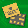 2440 MHz RF BAW Notch Filter - Wi-Fi / LTE Coexistence -- 885008 -Image