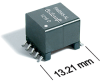 PA6595 Flyback Tranformer for TI TPS23753A PoE Interface and Converter Controller