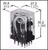 General Purpose Power Relay -- HC Series - Image