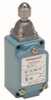 General Purpose Limit Switch, Series WL; Ball Bearing Plunger; Single Pole Double Throw,Double Break; Standard -- SZL-WL-I