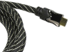 10ft HDMI High Speed/Ethernet Net Jacket Cable -- 1812-SF-50
