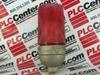 FIXTURE VAPOR-PRF RED LENS 100WATT PENDANT MTD -- VP100R