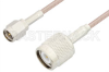 SMA Male to TNC Male Cable 60 Inch Length Using 75 Ohm RG179 Coax -- PE34255-60 -Image
