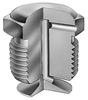 Vent Plug with Deflector, 1/2