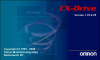 Configuration and Programming Software -- CX-Drive