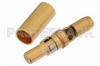 D-Sub Plug Contact Crimp/Solder Attachment for PE-C195, PE-P195, RG58, RG141, RG303, LMR-195, 0.195 inch -- PE4808 -Image