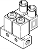 BMFH-2-3-M5 Solenoid valve -- 4522