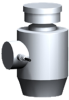 Compression Column Load Cell -- CTW
