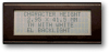 LCD Character Module -- ASI-204C