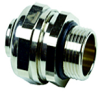 Nickel Plated Brass Compact Fittings ISO -- 7120321