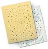 3M 236U Coated Aluminum Oxide Sanding Sheet - P100 Grit - Hook & Loop Attachment - 3 in Width x 4 in Length - 55533 -- 051141-55533 - Image