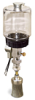 """(Formerly B1743-5X-1.5SS-120/60), Electro Chain Lubricator, 1 pt Polycarbonate Reservoir, 1 1/2"""" Round Brush Stainless Steel, 120V/60Hz -- B1743-016B1SR41206W -- View Larger Image"""