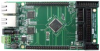 STMICROELECTRONICS - STEVAL-IFW001V1 - Real-time Ethernet Xilinx FPGA extension board -- 759984