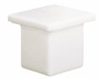 Rectangular Tank with Cover, HDPE, 7 Gal. -- EW-06323-11