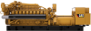 Gas Generator Sets -- G3520C - Image
