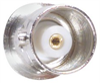 Coaxial 50 Ohm T Adapter, BNC Female / Female / Female -- BA832