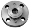 D44 Welded Series #80 Flanged Diaphragm Seal -- D442300UL5SS