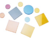 Acrylic Long-Pass Color Filter -- 420FAP2500