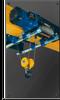 RH-Advantage Wire Rope Trolley Hoist -- RH10U33D4L-?-WA