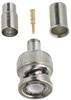 BNC 50 Ohm Plug -- 305-21TP - Image