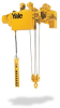 Monorail and Deck Mount Hoist (Double Reeved) -- Yale Cable King Series
