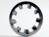 Internal Lock Washer Stainless Steel A2 Black Oxide DIN6797J, M3.0 -- M60672B - Image