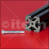 Button-Head Screw KH 8x55, TX 30 -- 0.0.642.17 - Image