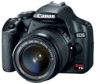 Canon EOS Rebel T1i 15.1mp 3in LCD D-SLR Camera w/EF-S 18-55mm IS Lens -- 3818B002
