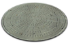 Metal Vault Covers -- Manhole Cover